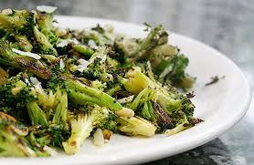 barefoot contessa roasted broccoli parmesan roasted broccoli with pine nuts