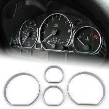 car rings images Funny dashboard accessories gauge speedometer ring dial bezel trim jpg