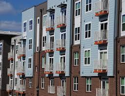 aluminum balcony railing lofts at seigle point sc railing