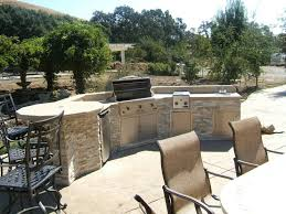 creating cooking experience with modular outdoor kitchens