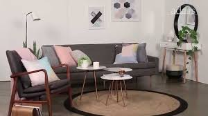 How To Style A Coffee Table Style With Bec How To Style A Room Where To Start Youtube