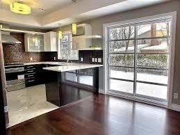 cuisine sol cuisine moderne délimitée par le sol en marbre maisons la prise