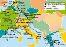 36 day budget backpacker tour of europe the european adventurer