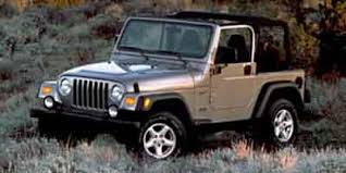 2002 jeep wrangler mpg 2002 jeep wrangler utility 2d sport specs and performance engine