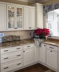 kitchen cabinets with bronze hardware white kitchen design with classic white cabinets bronze