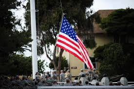 Flag Hoist Signaling Presidio Of Monterey News News Briefs On Garrison And Dli Issues