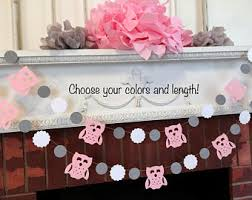 owl themed baby shower ideas owl baby shower etsy