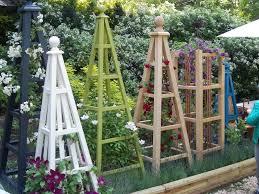 garden trellis projects what to grow green garden
