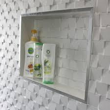 bathroom niche ideas ideas bathroom niche with ezilay xps shower niche