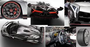 Lamborghini Veneno Back - making of lamborghini veneno hum3d blog