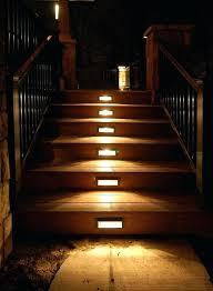 solar stair lights indoor stair lighting solar stair lighting indoor stair lighting home depot