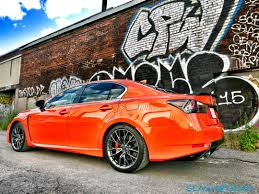 lexus sedan gs 2016 lexus gs f in super sedan showdown with bmw audi and