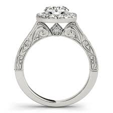 carved engagement rings visionary jewelers kansas city