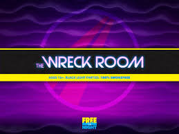 the wreck room free the night