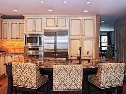 white transitional kitchen with old world appeal bo li hgtv what were the main items on the owner s wish list for this space