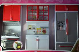 Modern Dollhouse Furniture Sets by Barbie Size Dollhouse Furniture Kitchen Set Dollhouse