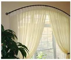 Half Moon Window Curtains Curtains For Arched Windows Simplir Me