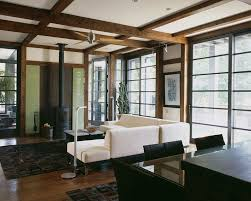Popcorn Ceilings Asbestos by Popcorn Ceiling Asbestos For A Craftsman Living Room With A Glass