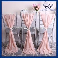 sashes for chairs sh004b cheap fancy wedding light pink blush pink
