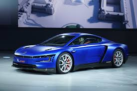 volkswagen supercar ducati engined volkswagen xl sport unveiled only motors