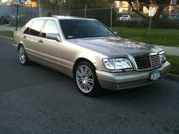 1995 mercedes s class 1995 mercedes s class information and photos momentcar