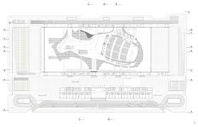 Is Floor Plan One Word Completed New Rome Eur Convention Centre And Hotel U0027the Cloud U0027 By