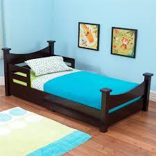 Todler Beds Amazon Com Kidkraft Addison Toddler Bed White Toys U0026 Games