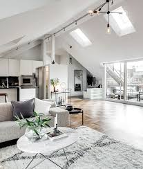 Best  Attic Apartment Ideas On Pinterest Industrial Apartment - Beautiful apartment design