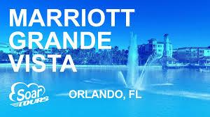 soar tours over the marriott grande vista orlando fl youtube
