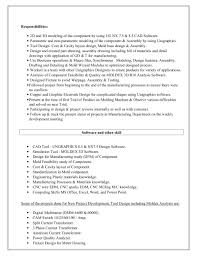 Resume For Manufacturing Entry Level Cad Drafter Resume For Drafter Design Resume Drafter