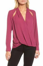 lavender blouses s purple blouses tops tees nordstrom