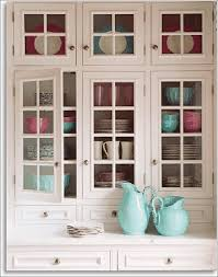 Kitchen Wall Cabinets With Glass Doors Glass Front Kitchen Cabinets Kitchens Pantry Espresso Stained