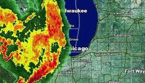 weather map chicago chicago weather map chicago map
