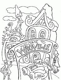 How The Grinch Stole Christmas Coloring Page 434796 Yankee Doodle Coloring Page 2