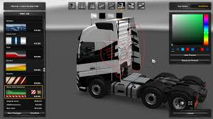 volvo heavy duty volvo fh globetrotter xl heavy duty paint job bug 31022 scs