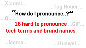 How To Pronounce Meme - how do i pronounce macworld uk