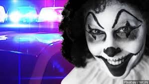 las cruces target black friday woman arrested after allegedly dressing up like a clown and