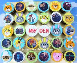 bob the builder cupcake toppers jenn cupcakes muffins transformers jenn cupcakes muffins zootopia cupcakes
