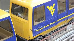 Wvu Evansdale Map West Virginia U0027s Retro Futuristic Pod Car Network In Photos The Verge