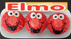 elmo cupcakes elmo cupcakes how to decorate