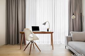 home office window treatments 20 gray home office ideas for 2018
