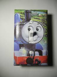 Thomas The Train Bed Thomas The Train Bedroom Decor Light Switch Cover U2014 Office And Bedroom