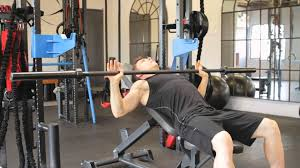 what parts of the chest does a bench press hit getting strong