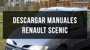 descargar manual renault scenic español pdf youtube