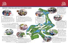 Citi Field Map The Honda Classic Spectator Info Fan Experience