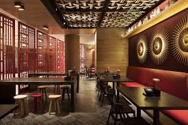 restaurant interior design the recently opened restaurant