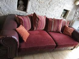 relooker un canapé en cuir mon canapé relooké chiffonniére d étoiles