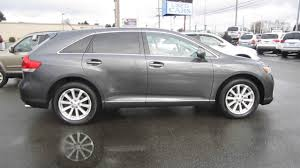 toyota venza 2009 toyota venza magnetic gray metallic stock 30076a walk