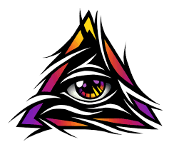 tribal all seeing eye tattoo design tattooshunt com