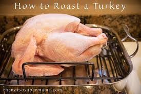 how to cook a turkey and a recipe for orange glazed turkey the